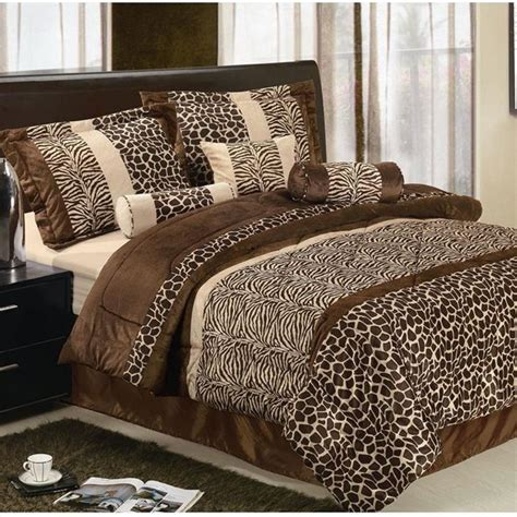 leopard bedroom set leopard print bedroom animal print for room decoration