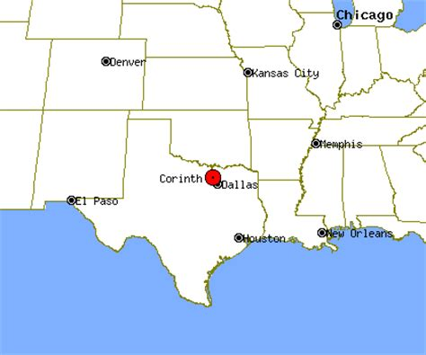 corinth texas map corinth profile corinth tx population crime map