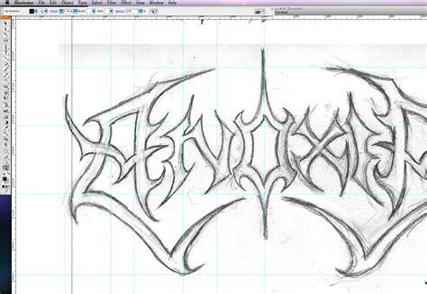 Kaos Distro Grafity Fakelab 10 tutorial cara membuat desain font metal di photoshop