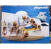 Eskimos/Hundeschlitten/Kajak Playmobil 3466 A  From