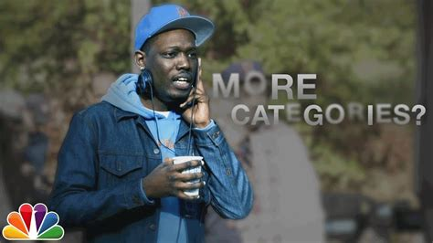 michael che emmys youtube michael che demands more political speeches at the 70th