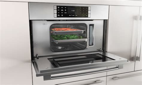 why should i use built in appliances steam ovens why you should know about them now pro