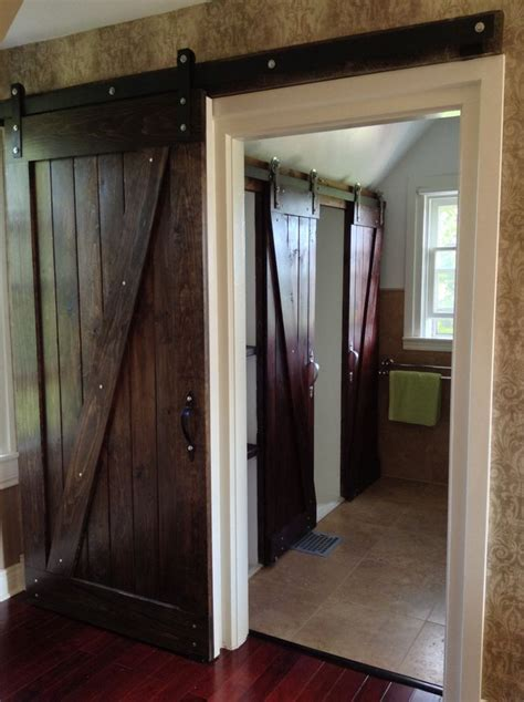 barn door for bedroom barn doors master bedroom coo pinterest