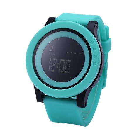 Jam Tangan Wanita Rm Green jual skmei 1142 jam tangan wanita green harga kualitas terjamin blibli