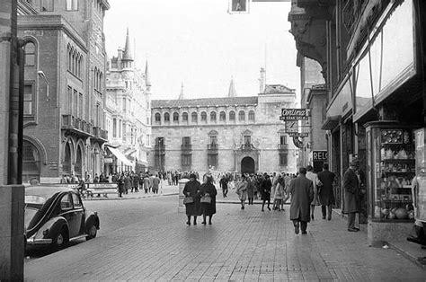 fotos antiguas leon capital le 243 n fotos antiguas plaza de santo domingo le 243 n