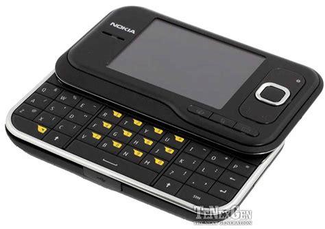 Hp Nokia Qwerty Baru nokia 6760 slide ponsel qwerty mungil ala nokia tenexgen