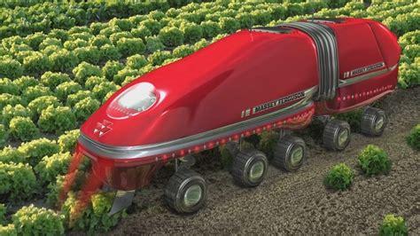 future latest intelligent technology world amazing modern agriculture heavy equipment mega
