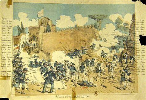 presa di porta pia file pein la breccia di porta pia 20 settembre 1870