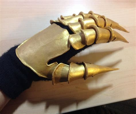 vincent gauntlet template how to make vincent s gauntlet 2