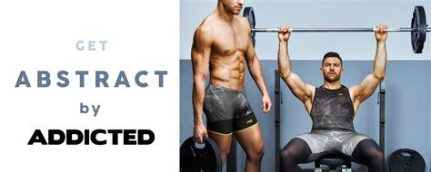 Gymwear Addicted Ad362 home undies4men