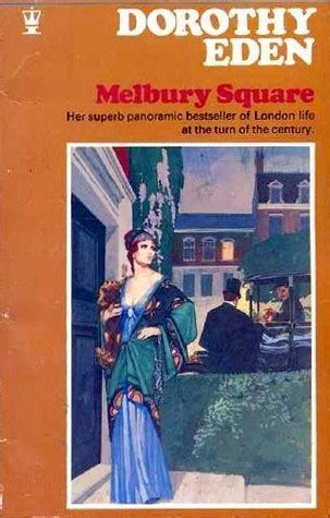 melbury square by dorothy eden reviews discussion bookclubs lists