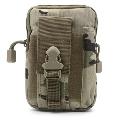 tas pinggang tactical army camouflage zsxd001 army