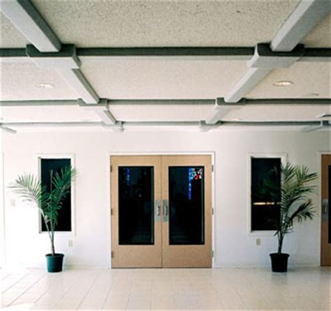 Coffered Ceiling Advantages Acoustic Sciences Corporation