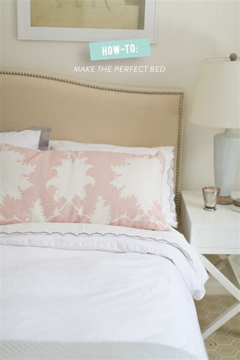 how to make a hotel bed make a perfect boutique hotel style bed the budget decorator