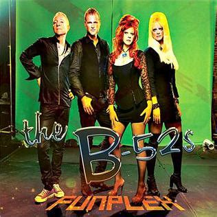 To The B 52s Funplex by Funplex Song