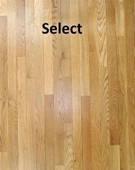 Unfinished Solid White Oak 3/4?   PC Hardwood Floors