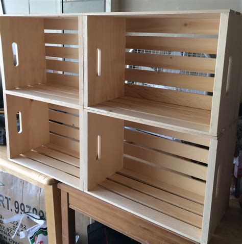 diy crate diy wood crate bookshelf sew much ado