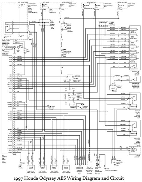 honda frv fuse box diagram wiring diagram with description