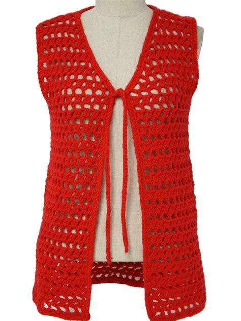 pattern crochet waistcoat crochet sweater vest pattern crochet club