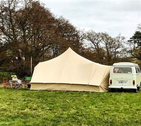 rv awning canvas dubpod drive away cer van canvas awning bell tent boutique