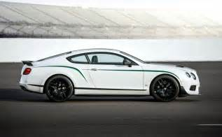 Bentley Continental Cost Bentley Continental Gt3 R Priced From 337 000