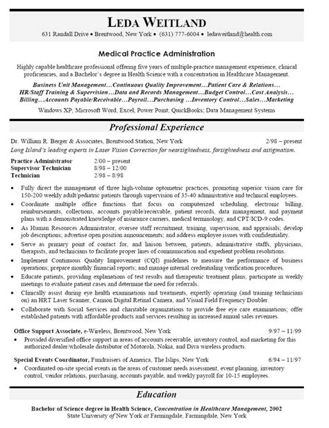 Resume Profile Exles Healthcare Administration 25 Best Ideas About Officer Resume On Army Quotes