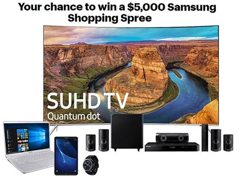 Enter To Win A 5000 Glamcom Shopping Spree by Sprint Amazing Sweepstakes Win 5000 Samsung Shopping