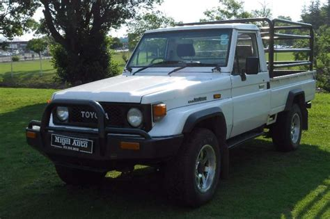 1994 toyota land cruiser 4 5 petrol cars for sale in gauteng r 104 900 on auto mart
