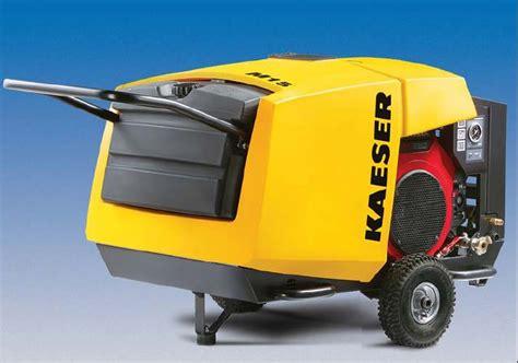 100 Cfm Air Compressor by M15 Kaeser Portable Air Compressor 50 Cfm 100 Psi