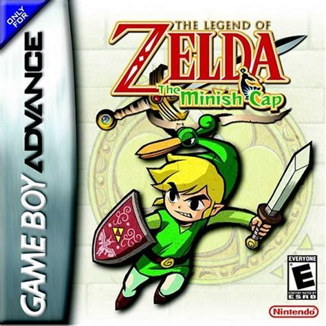 emuparadise legend of zelda the legend of zelda the minish cap u dcs rom