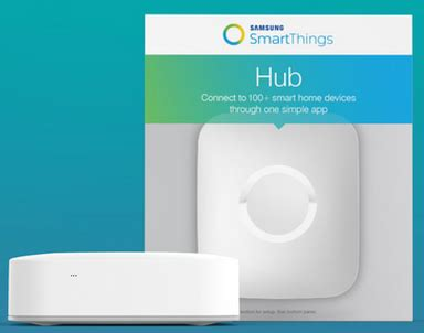 samsung s smart home hub vs wink and other home