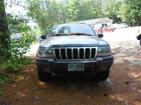 2000 Jeep Grand Laredo Parts Sell Used 2000 Jeep Grand Laredo 2wd Needs