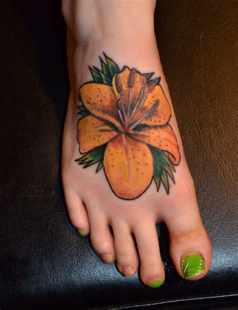 lily ankle tattoo designs 59 beautiful tiger tattoos ideas