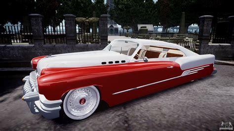 custom buick buick custom copperhead 1950 for gta 4