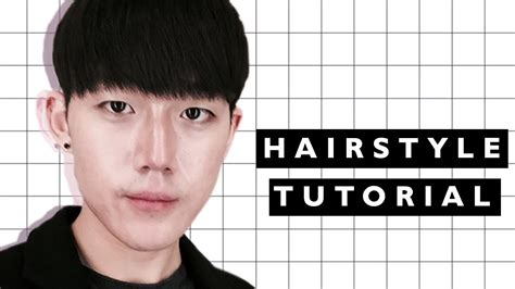 hair cut in seoul korean hairstyle tutorial brute choi youtube