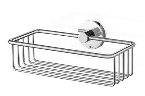 duschkorb edelstahl zack edelstahl duschkorb scala ablage badablage