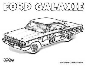 Page Ford Ford Coloring Pages