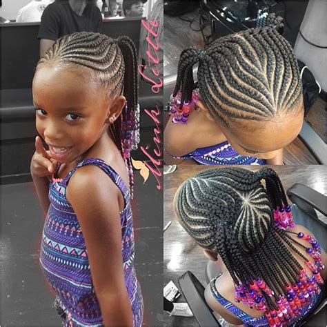 Hairstyles For Black Children With Hair by The 25 Best Ideas About Braided Hairstyles On