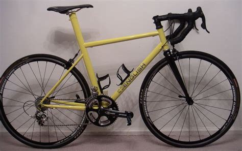 Handmade Road Bikes - custom 650c road bike cycles