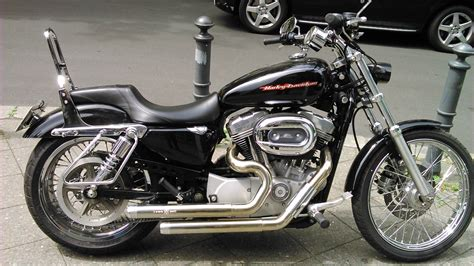 bsl top chopp staggered an sportster 2014 mit