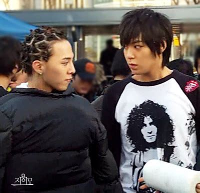 oh yeah top hairstyles bigbang captured on camera big bang top oh that hairstyle k