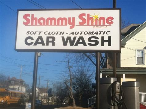 do it yourself wash near me shammy shine automatic carwash car wash 7th millville nj phone number