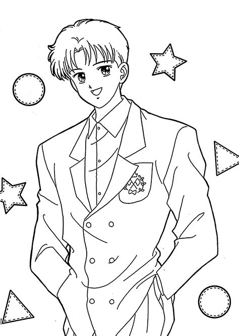 Free Anime Coloring Pages by Anime Coloring Pages Best Coloring Pages For