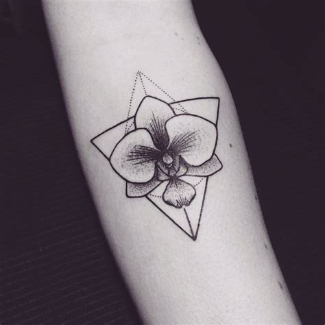 small orchid tattoos pin black orchids pictures to pin on tattooskid