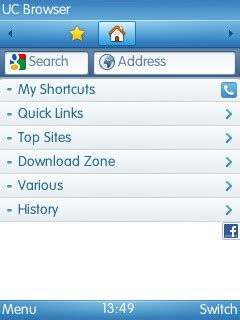 java uc browser themes free download uc browser international for java app