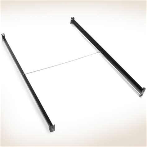 Simmons Saratoga Collectioin Full Size Bed Rails In Metal Size Metal Bed Rails