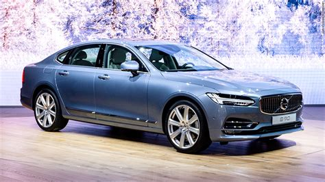 Naias 2010 8 Coolest Cars Of The Auto Show by Volvo S90 Cool Cars From The Detroit Auto Show Cnnmoney