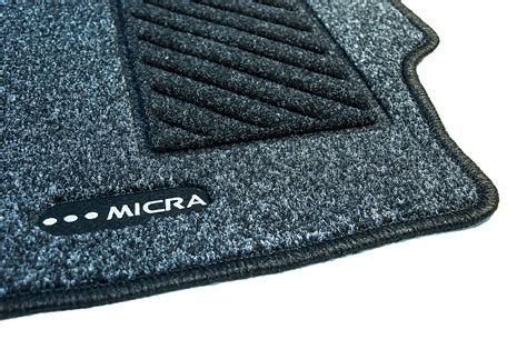 Nissan Micra Car Mats by Nissan Micra Genuine Car Floor Mats Tailored Ke755ax631