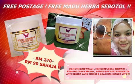 Masker Badan Madu Honey Mask suffy grooming image kahwin mall wedding directory