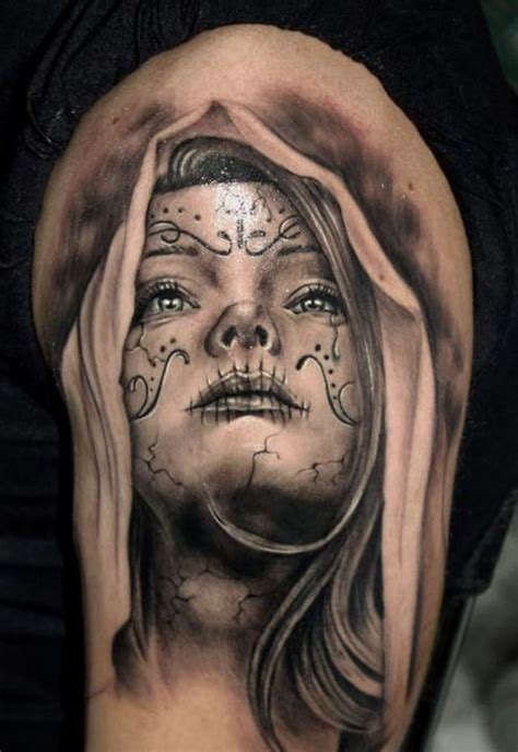 dia delos muertos tattoos the 25 best ideas about day of dead on